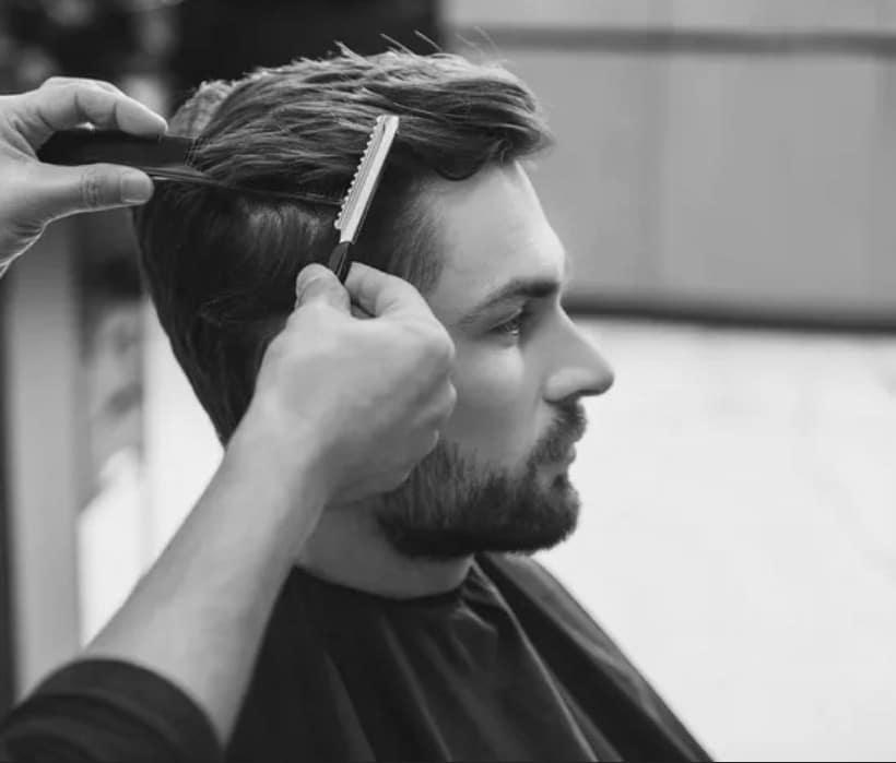 Amory Alexandra Mens Salon NYC Grooming Best Haircuts