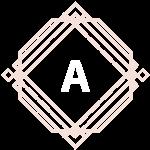 Amory Alexandra Mens Salon NYC Grooming Logo
